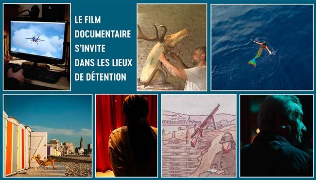 Le film documentaire s'invite dans les lieux de détention
