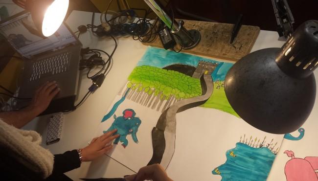 Ateliers de pratique artistique