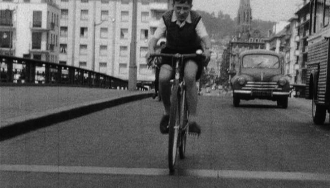 Le Fugitif de Jean-François Caillard, Archimède Films, 1959, NB, 16mm, sonore © NORMANDIE IMAGES