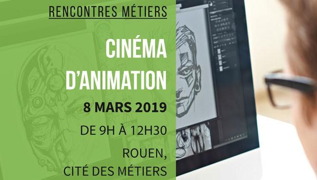 Rencontre autour des métiers du cinéma d'animation