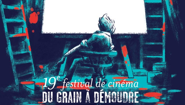 © 19ème festival de cinéma du Grain à Démoudre