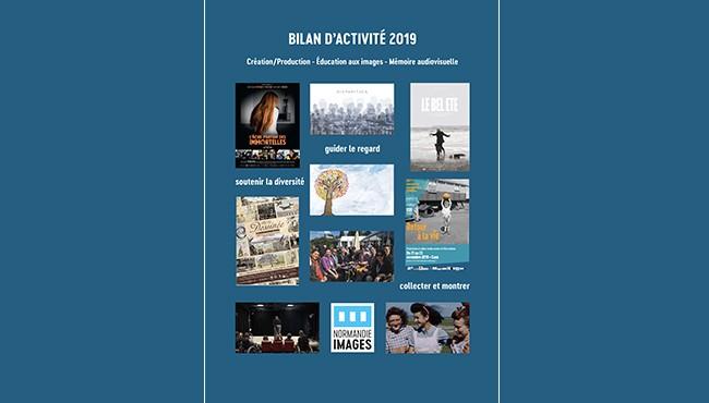 BILAN D'ACTIVITÉ 2019 DE NORMANDIE IMAGES
