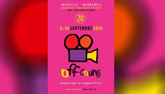 Normandie Images au 20ème festival Off-Courts