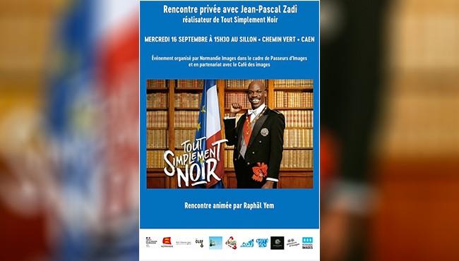 Rencontre privée avec Jean-Pascal Zadi